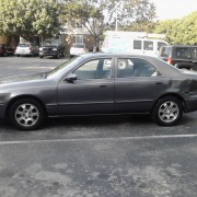 My old car